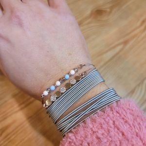 3/$15 Ann Taylor Bracelet Set
